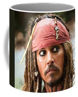 Jack Sparrow Coffee Mug