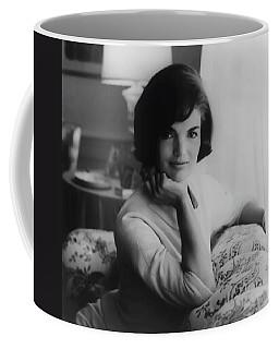 Jackie Kennedy  1961 Coffee Mug