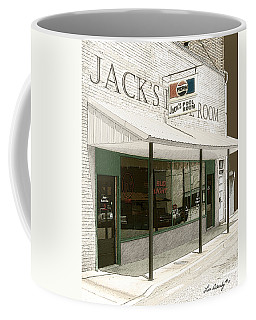 Jack's Pool Room Coffee Mug