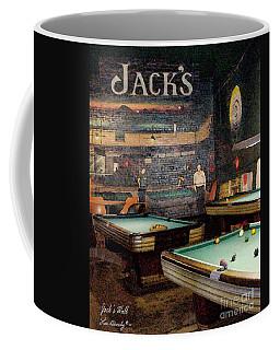 Jack's Wall Coffee Mug