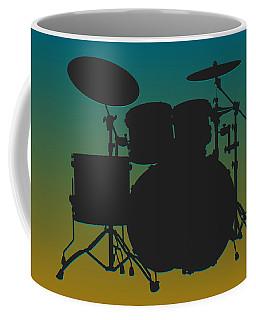 Jacksonville Jaguars Drum Set Coffee Mug