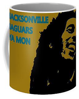 Jacksonville Jaguars Ya Mon Coffee Mug