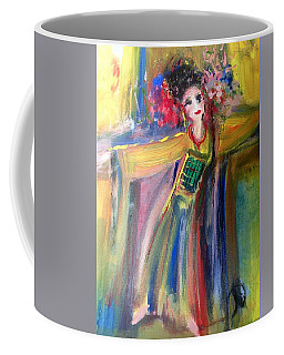 Jaded Geisha  Coffee Mug