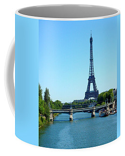 J'adore Paris Coffee Mug by Kay Gilley