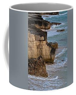 Jagged Shore Coffee Mug