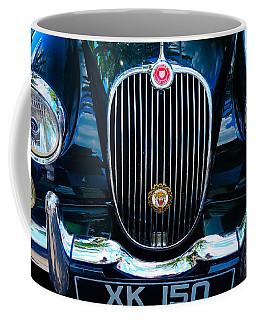Jaguar Xk-150 1961 Coffee Mug