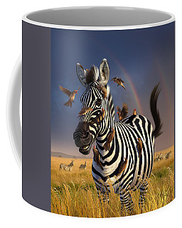 Jailbird Coffee Mug