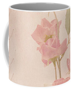 Jam Jar Roses  Coffee Mug