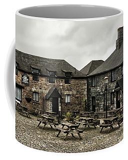 Jamaica Inn. Coffee Mug by Linsey Williams