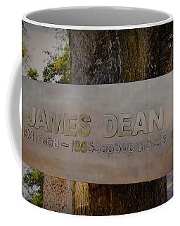 James Dean James Dean Coffee Mug