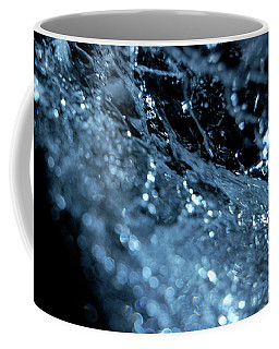 Coffee Mug featuring the photograph Jammer Abstract 006 by First Star Art