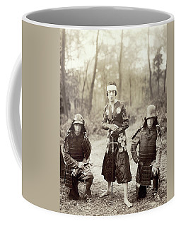 Coffee Mug featuring the photograph Japan Dancer, 1920s by Granger