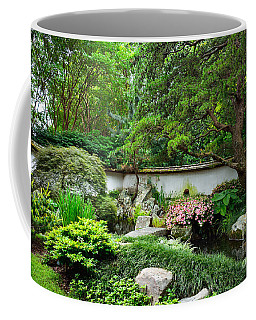Japanese Gardens Coffee Mug