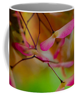 Japanese Maple Seedling Coffee Mug