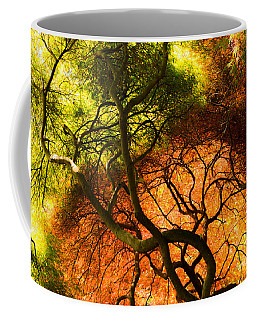 Japanese Maples Coffee Mug