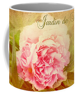 Coffee Mug featuring the photograph Jardin De Fleurs by Trina  Ansel