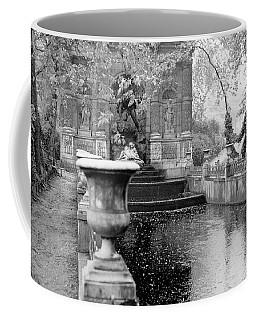 Jardin De Medicis Paris Coffee Mug