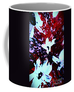 Coffee Mug featuring the painting Jasmine In My Mind  by Jacqueline McReynolds
