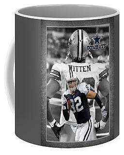 Jason Witten Cowboys Coffee Mug