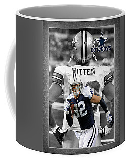 Jason Witten Cowboys Coffee Mug