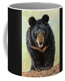 Jasper Moon Bear - In Support Of Animals Asia Coffee Mug
