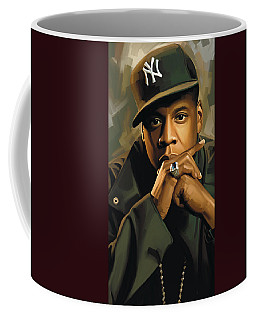 Jay Z Coffee Mugs