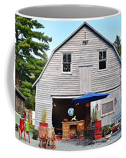 The Old Barn At Jaynes Reliable Antiques And Vintage Coffee Mug