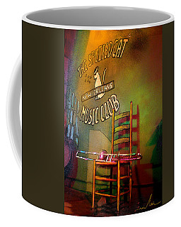 Jazz Break In New Orleans Coffee Mug