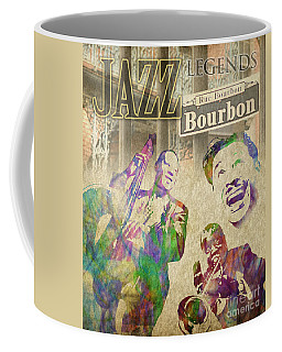 Jazz Legends Coffee Mug