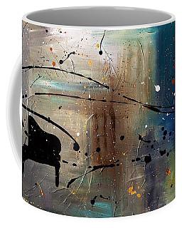 Jazz Night Coffee Mug by Carmen Guedez