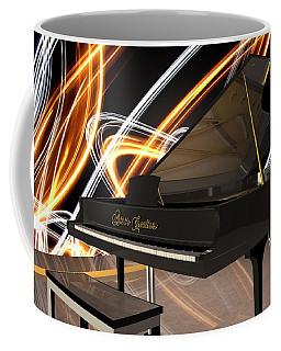 Jazz Piano Bar Coffee Mug