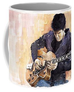 Jazz Rock John Mayer 02 Coffee Mug