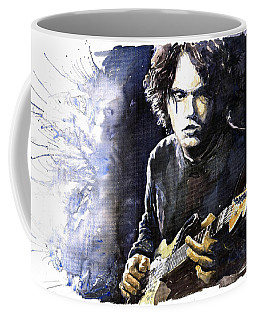 Jazz Rock John Mayer 03  Coffee Mug