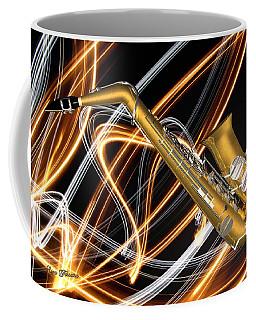 Jazz Saxaphone  Coffee Mug