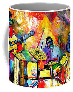 Jazz Trio Coffee Mug