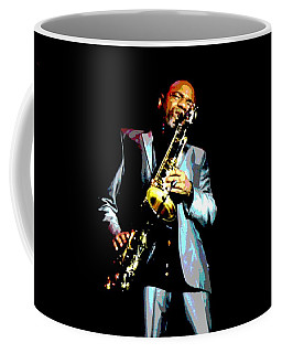 Jazzman Coffee Mug