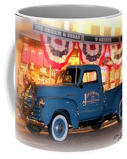 Jefferson General Store 51 Chevy Pickup Coffee Mug