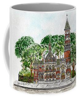 Jefferson Market Library Coffee Mug