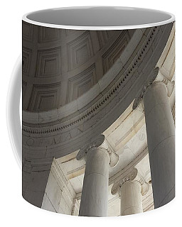 Jefferson Memorial Architecture Coffee Mug