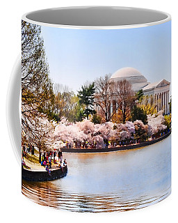 Jefferson Memorial Washington Dc Coffee Mug