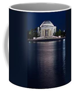 Jefferson Memorial Washington D C Coffee Mug