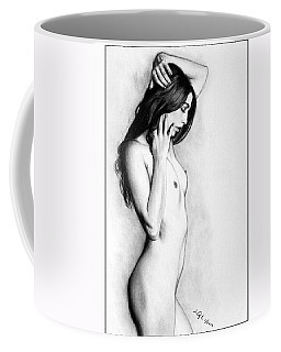 Jem - Print Only Coffee Mug by Joseph Ogle