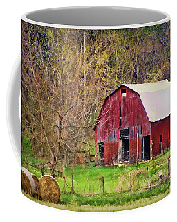 Jemerson Creek Barn Coffee Mug