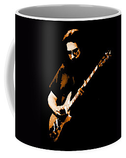 Jerry And His Guitar Coffee Mug