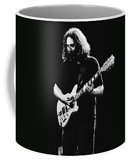 Jerry Garcia In Cheney 1978 Coffee Mug