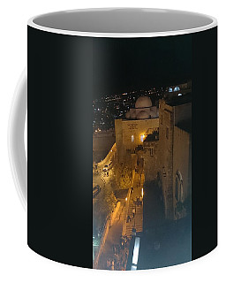 Jerusalem The Old City  Coffee Mug
