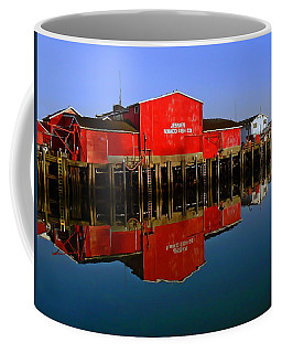 Jessies Ilwaco Fish Company Coffee Mug