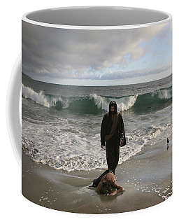 Jesus Christ- I Love You So Much Don't Cry I'm Here Coffee Mug