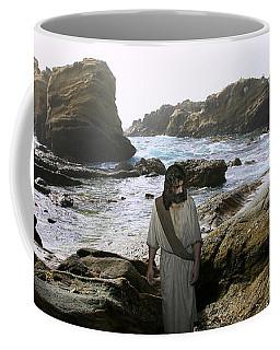 Jesus Christ- In The Company Of Angels Coffee Mug