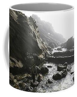 Jesus Christ- In The Presence Of Angels Coffee Mug